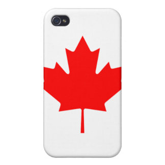 Canadian Maple Leaf iPhone 4 Covers
