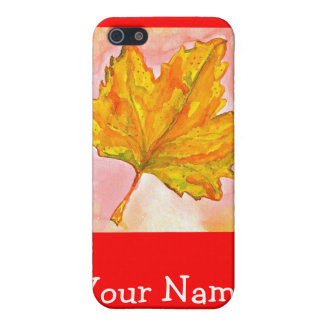 Canadian Maple Leaf iPhone 5 Covers