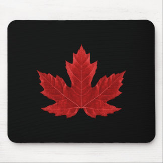 Canadian Maple Leaf Mousepad