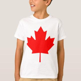Canadian Maple Leaf T Shirt