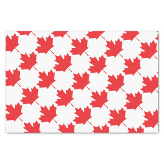 Canadian Maple Leaf Tissue Paper