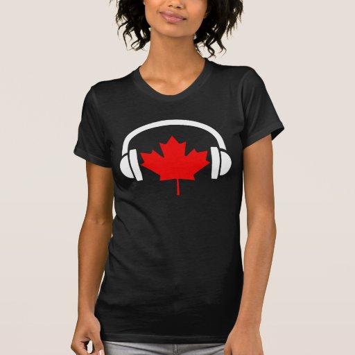 Canadian Music Shirts