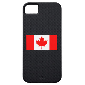 Canadian National flag of Canada-01.png iPhone 5 Case