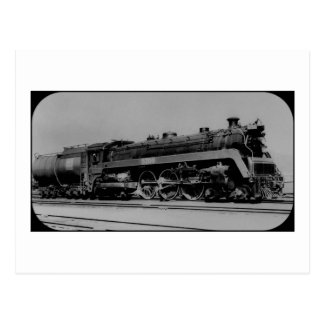Canadian National Railroad Engine 5700 Toronto Postcard
