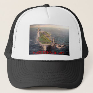 CANADIAN NAVY HMCS BONAVENTURE TRUCKER HAT