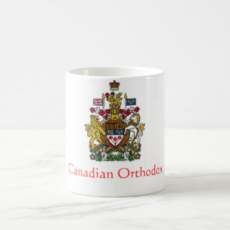 Canadian Orthodox T-Shirts and More... Magic Mug