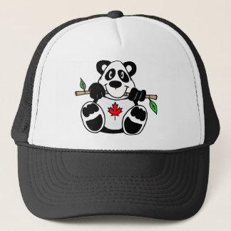 Canadian Panda Hat