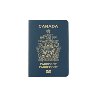 Canadian Passport Cover