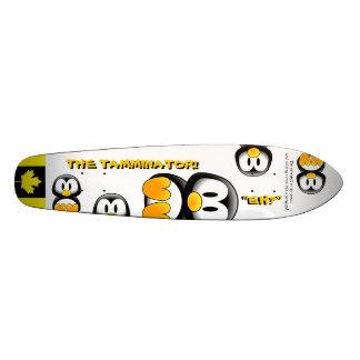 Canadian Penguin Board Custom Skateboard