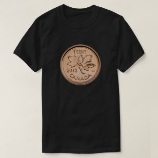 Canadian penny 2012 T-Shirt