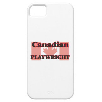 Canadian Playwright iPhone 5 Cover