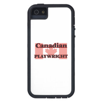 Canadian Playwright iPhone 5 Covers