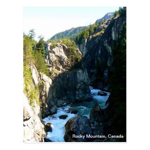 Canadian Postcard