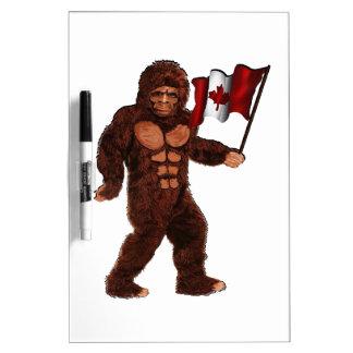 Canadian Pride Dry Erase Board