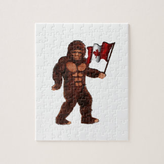 Canadian Pride Jigsaw Puzzle