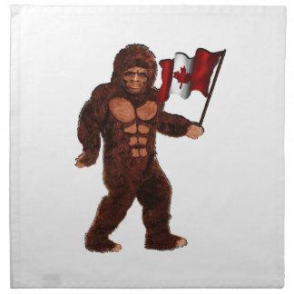 Canadian Pride Napkin