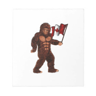 Canadian Pride Notepad