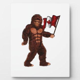 Canadian Pride Plaque