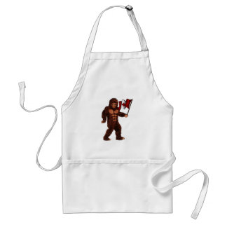 Canadian Pride Standard Apron