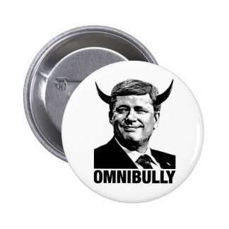 Canadian Prime Minister Stephen Harper - Omnibully 2 Inch Round Button