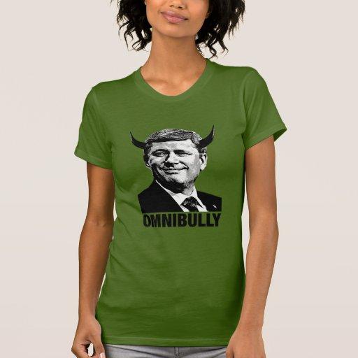 Canadian Prime Minister Stephen Harper - Omnibully Tshirts