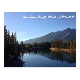 Canadian Rockies - Banff, Alberta, Canada Postcard