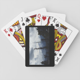 Canadian Rockies Playing Cards