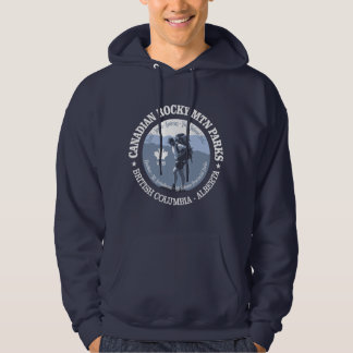 Canadian Rocky Mountain Parks Hoodie