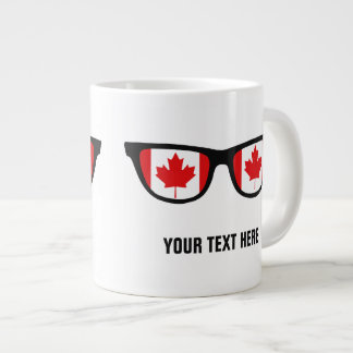 Canadian Shades custom mugs Jumbo Mug
