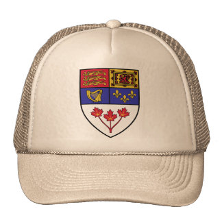 Canadian Shield, Canada Trucker Hat