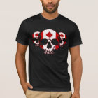 Canadian Skulls T-Shirt