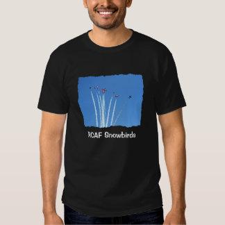Canadian Snowbirds Planes Tshirts