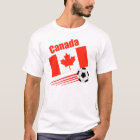Canadian Soccer Team T-Shirt
