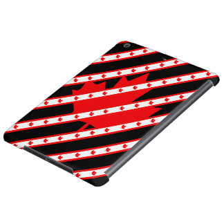 Canadian stripes flag cover for iPad air