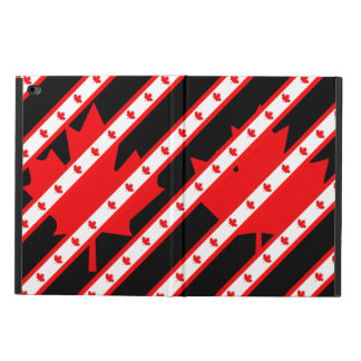 Canadian stripes flag powis iPad air 2 case