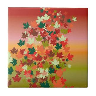 Canadian Sunset Tile