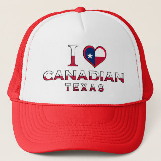 Canadian, Texas Trucker Hat