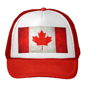 Canadian Trucker Hat