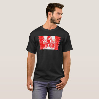 Canadian Welder T-Shirt