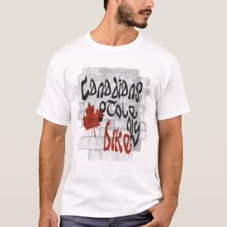 Canadians Stole My Bike T-Shirt