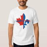 Canadien Francais T Shirts