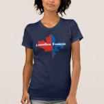 Canadien Francais Tee Shirts