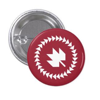 Canadiens au bouton de QuiltCon Badge
