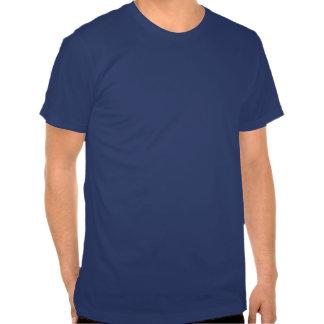 Canadiens chez QuiltCon - la chemise bleue des T-shirts