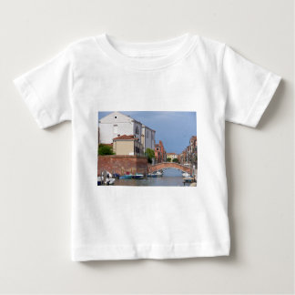 Canal at Venice in Italy Baby T-Shirt