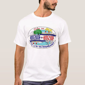 Canal Cruise Pin Shirt