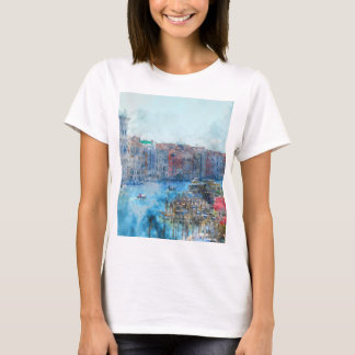 Canal Grande in Venice Italy T-Shirt