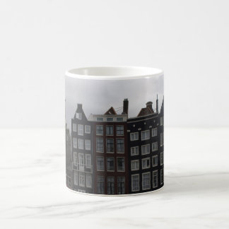 Canal houses in Amsterdam Coffee Mug