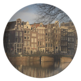 Canal houses plates