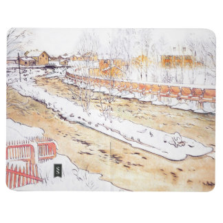 Canal in Snow Timber Chute Journal